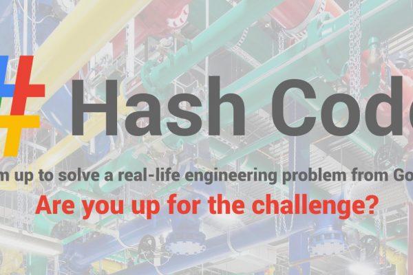 # Hash Code 2017