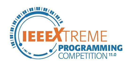 IEEEXtreme 11.0